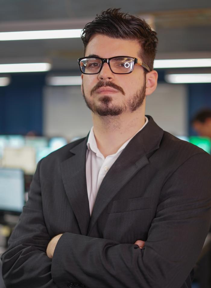 Assessor Iago Cazzuni